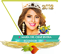 Maria del Cisne Rivera Miss Teen Earth 2012