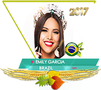 Emily Garcia Miss Teen Earth 2017